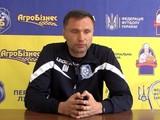 Маркевич переезжает на Азов