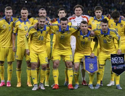 В Харькове состоится матч сборной Украины по футболу